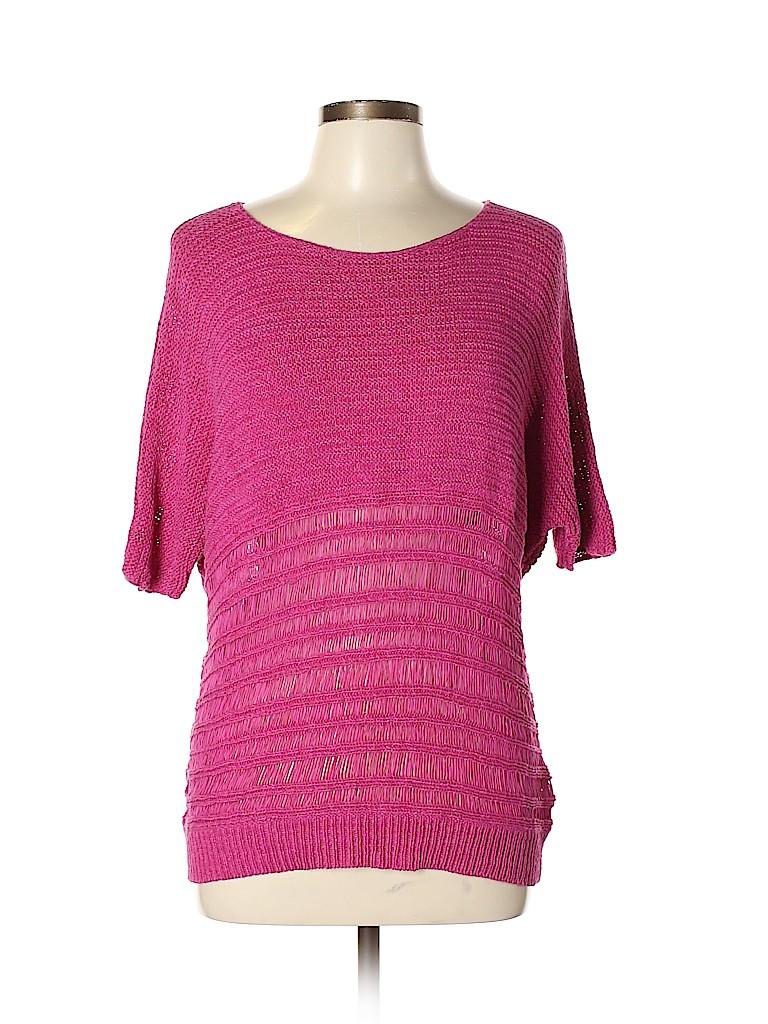 Lafayette 148 New York Women Pullover Sweater Size M