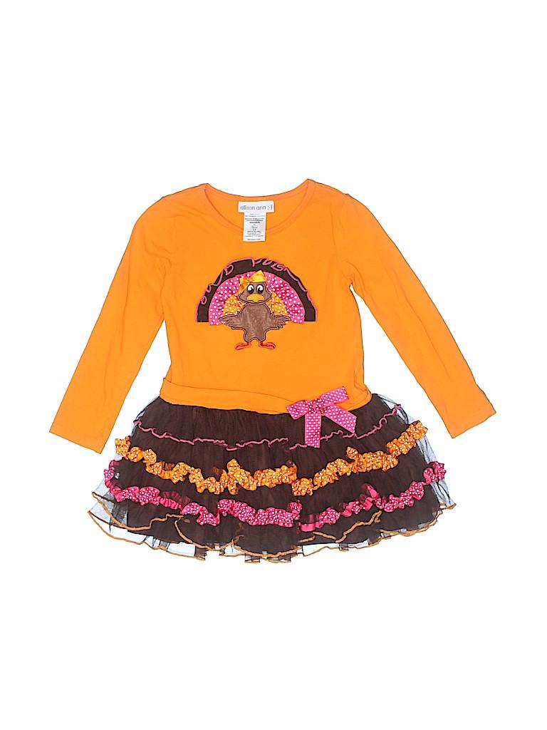 Allison Ann Girls Dress Size 5
