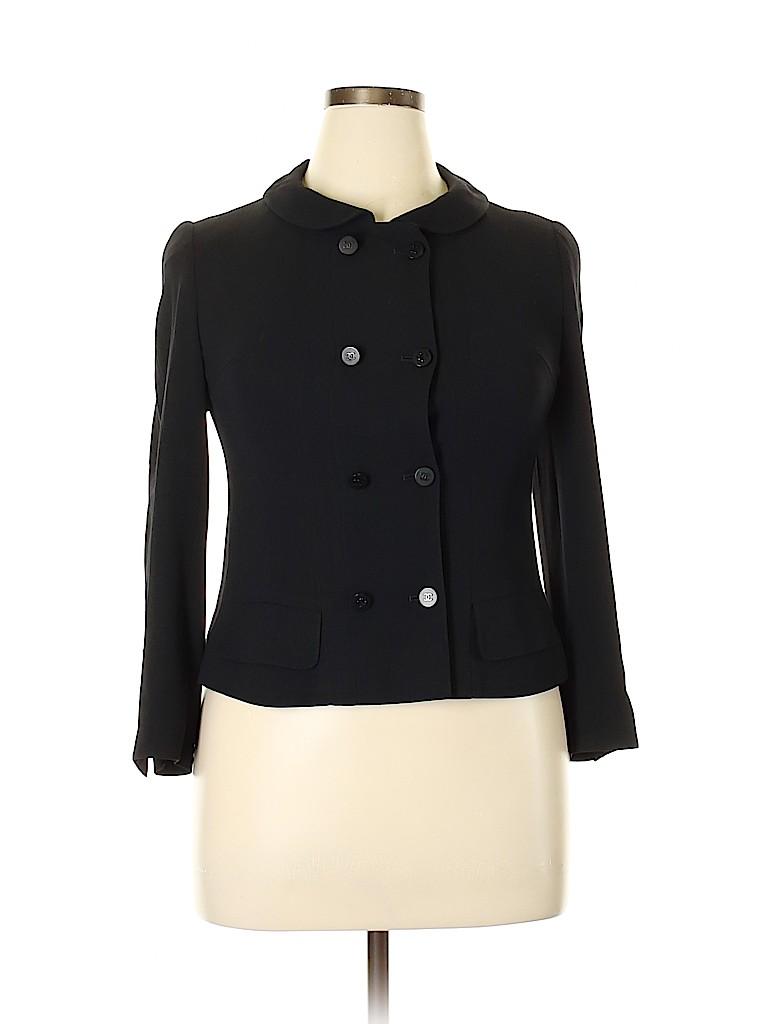 Chanel Boutique Women Wool Blazer Size 46 (EU)