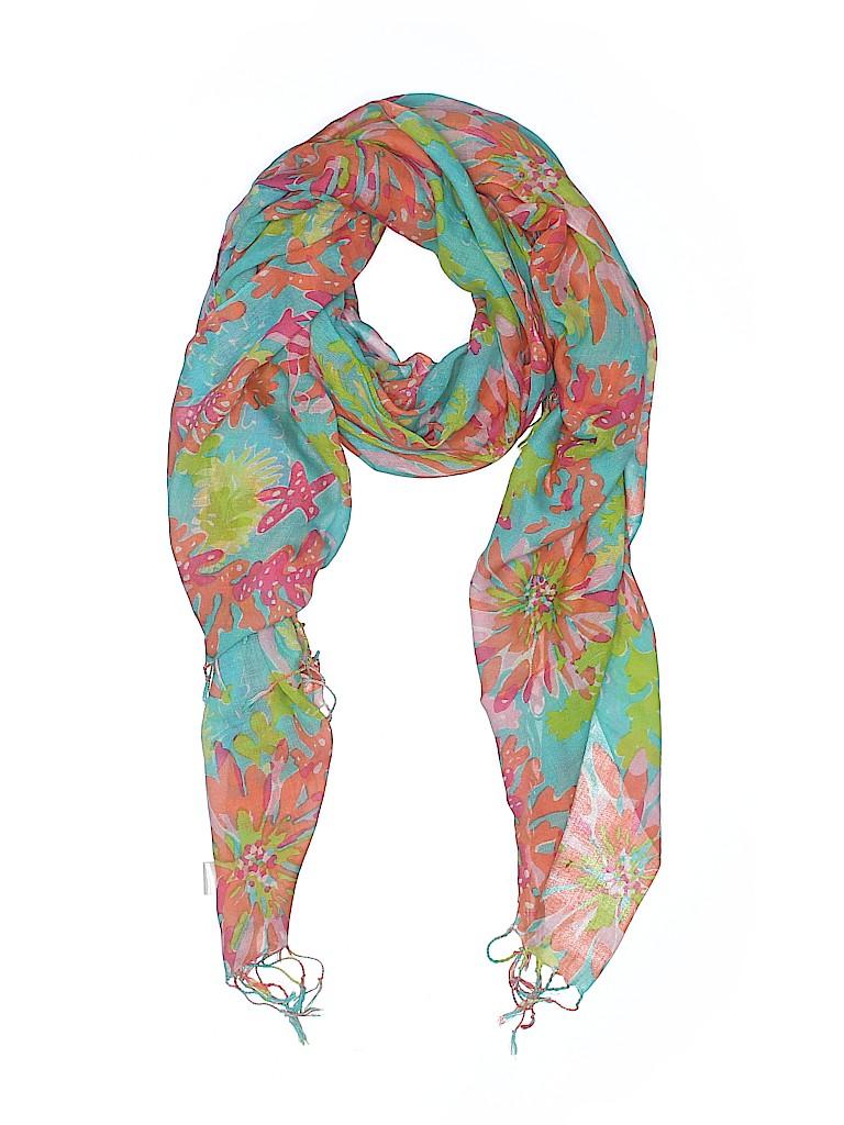 Lilly Pulitzer Women Silk Scarf One Size