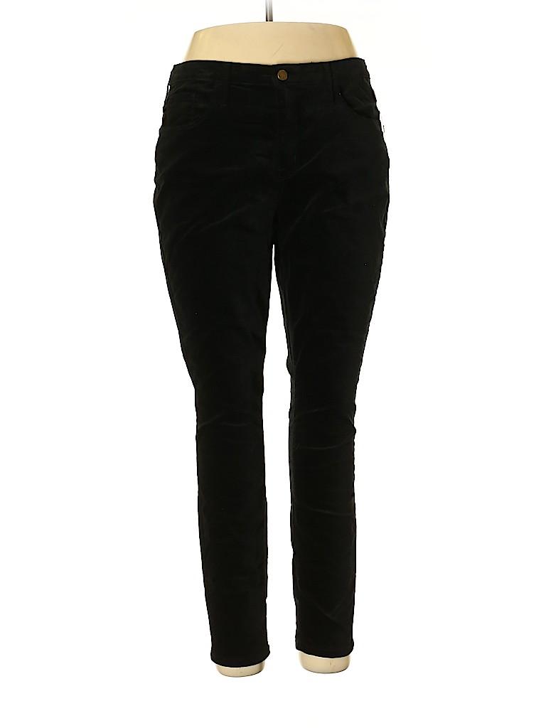 Mossimo Women Velour Pants Size 16