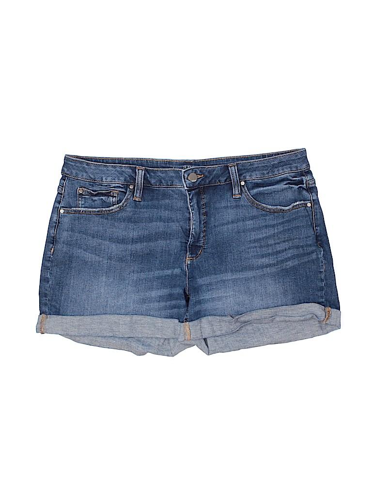 A.n.a. A New Approach Women Denim Shorts Size 14