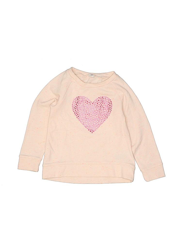 Baby Gap Girls Sweatshirt Size 4