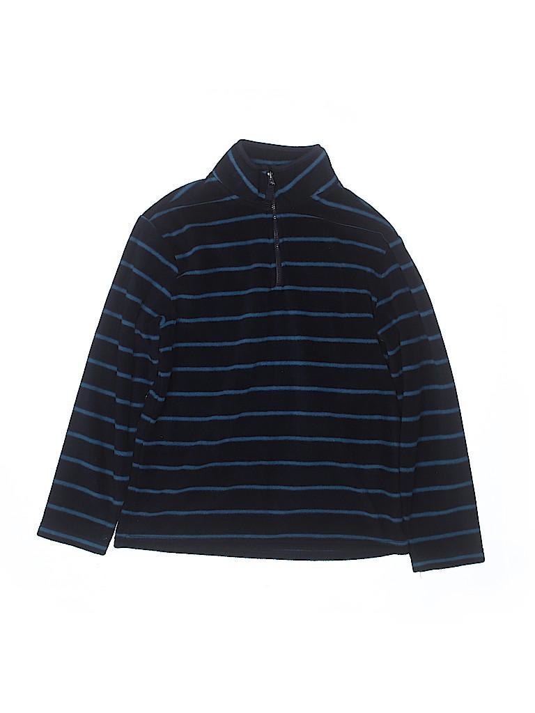 Gymboree Boys Fleece Jacket Size 10 - 12