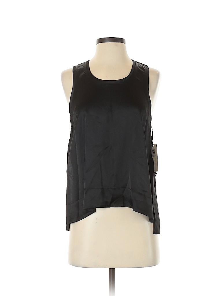 Donna Karan New York Women Sleeveless Blouse Size 4