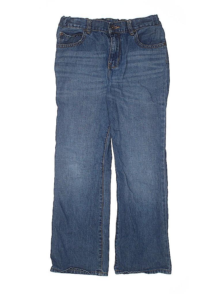 The Children's Place Boys Jeans Size 10 (Husky)