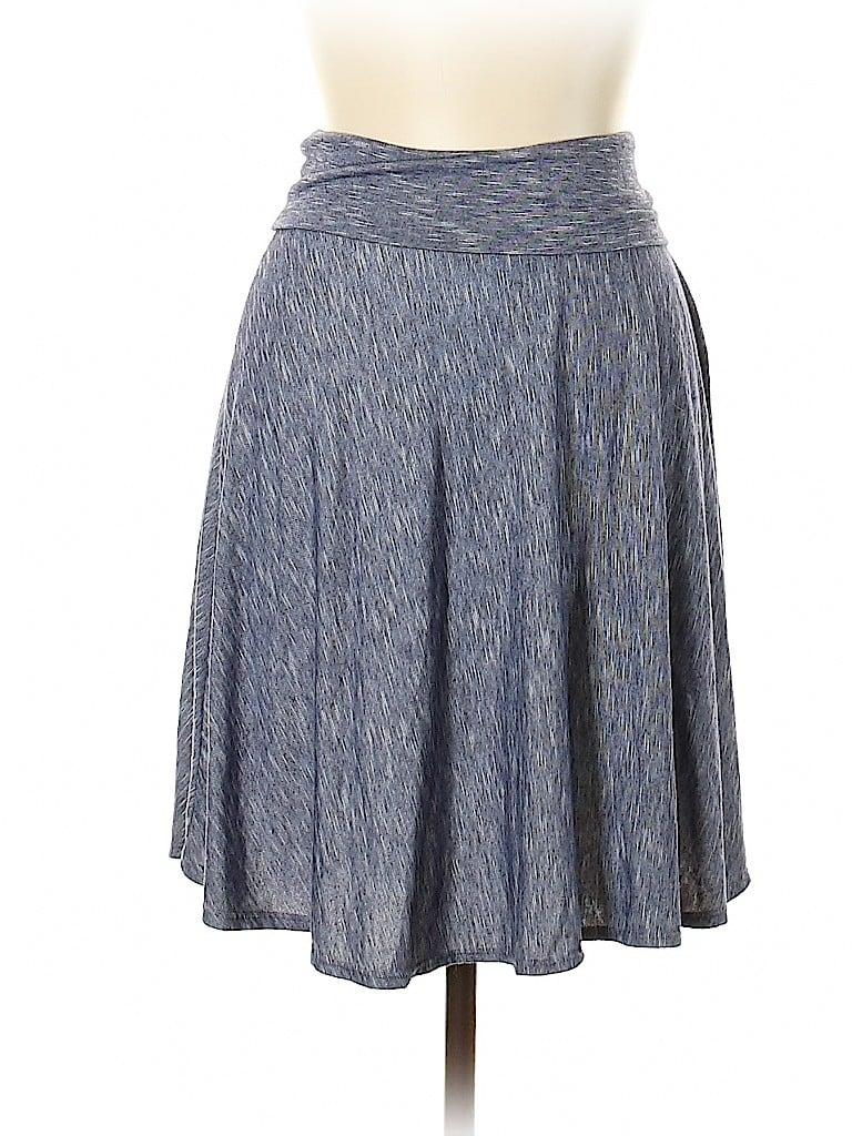 Max Studio Women Casual Skirt Size L