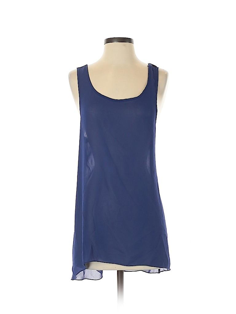 Brand Unspecified Women Sleeveless Blouse Size S