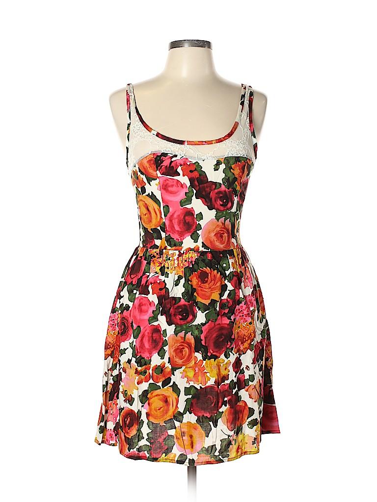 Kirra Women Casual Dress Size M