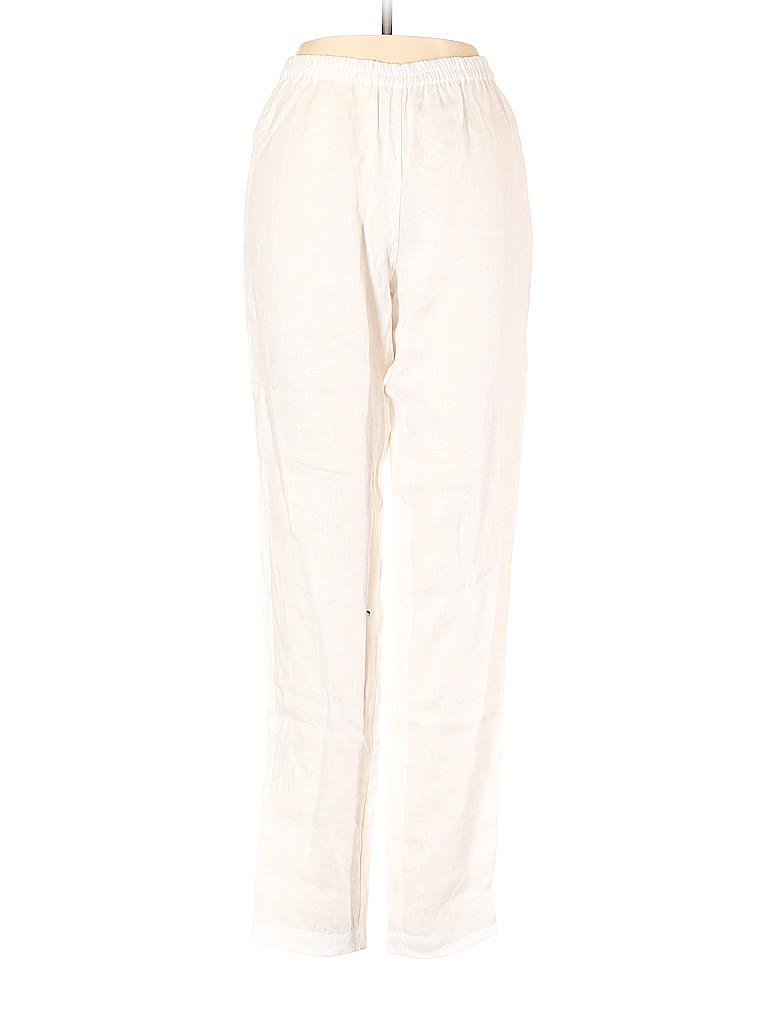 Brand Unspecified Women Linen Pants Size XS