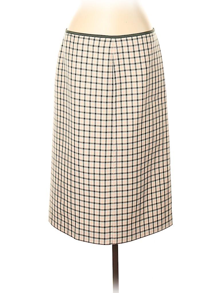 Fendi Women Wool Skirt Size 46 (IT)