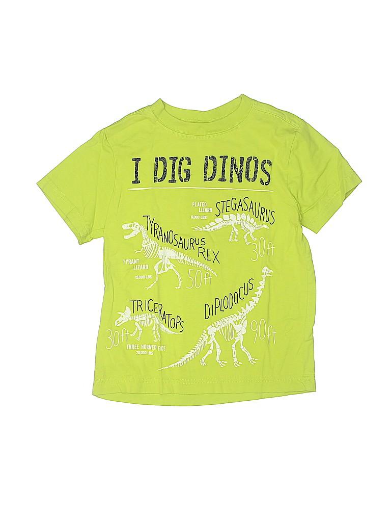 Gymboree Boys Short Sleeve T-Shirt Size 5 - 6