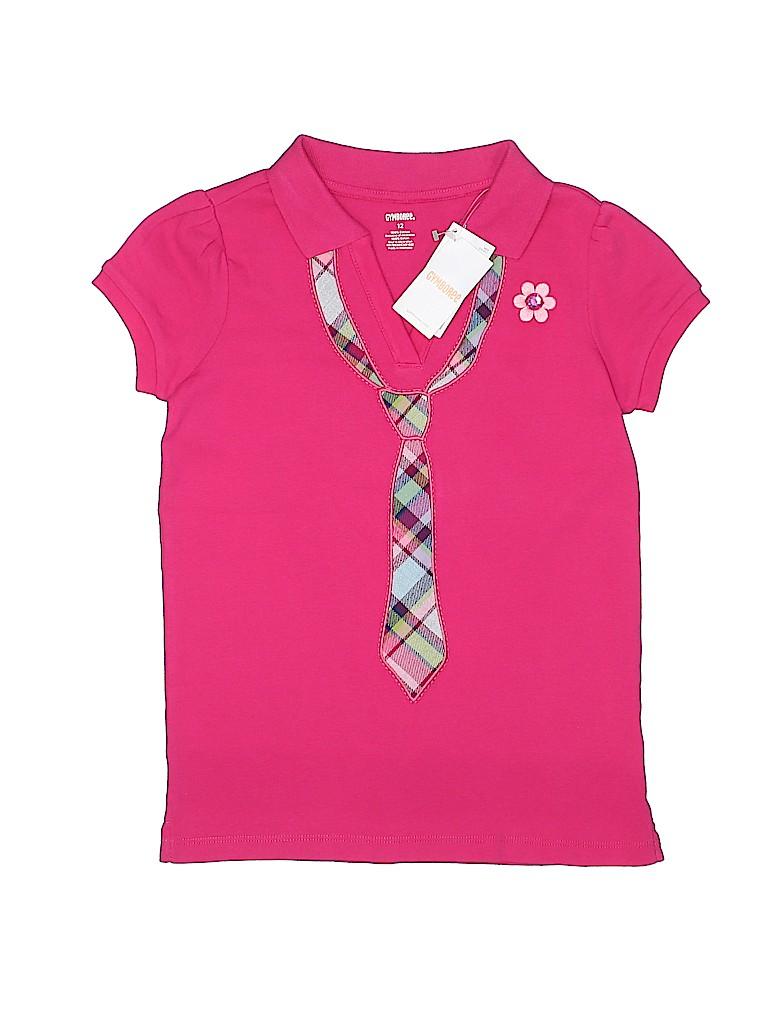 Gymboree Girls Short Sleeve Polo Size 12