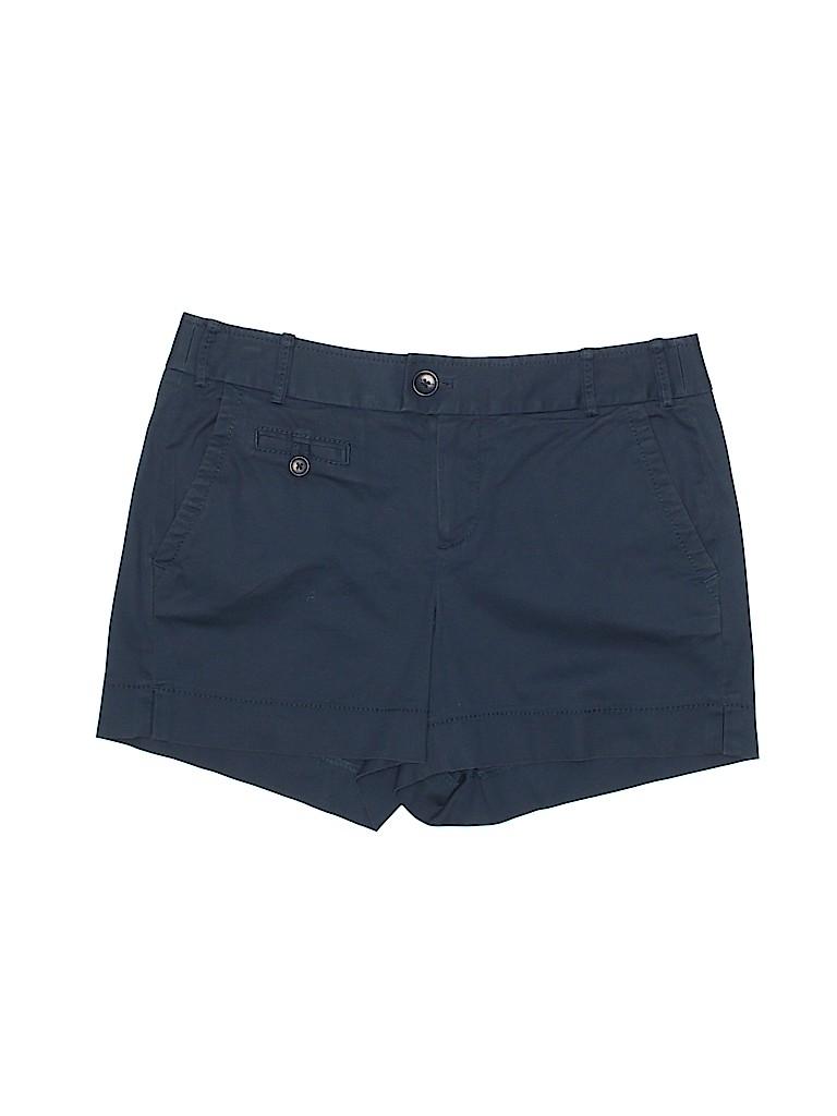 Banana Republic Women Khaki Shorts Size 4