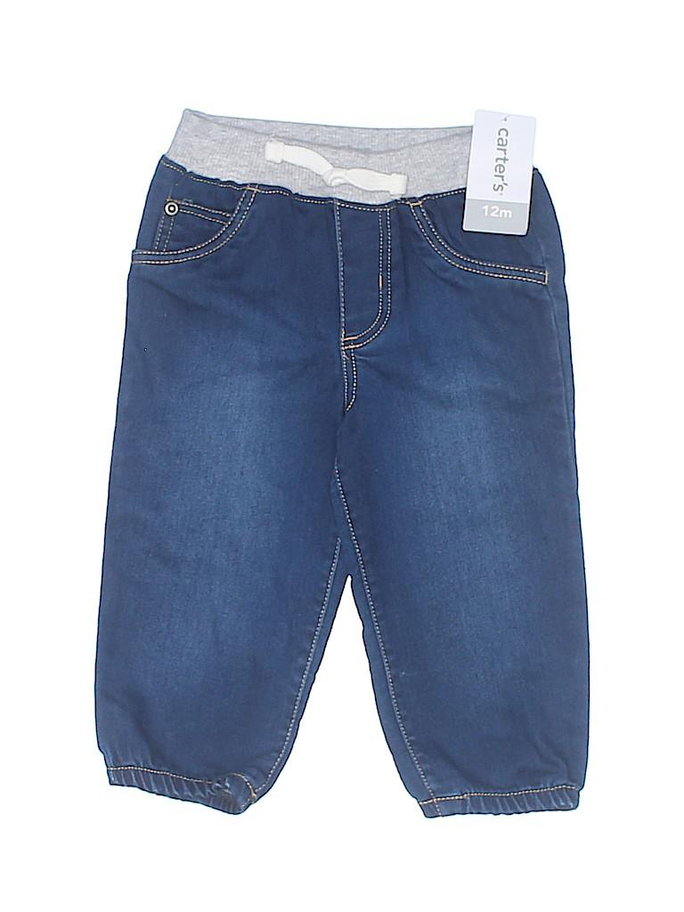 Carter's Girls Jeggings Size 12 mo