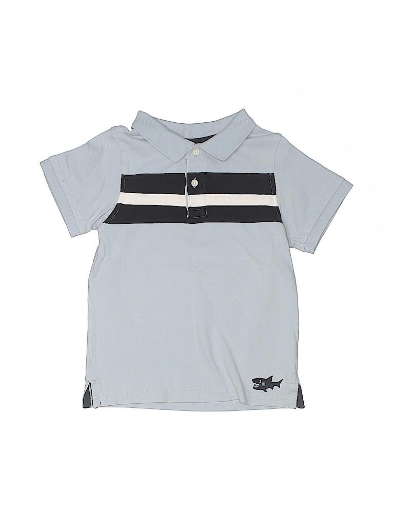 Gymboree Boys Short Sleeve Polo Size 5T