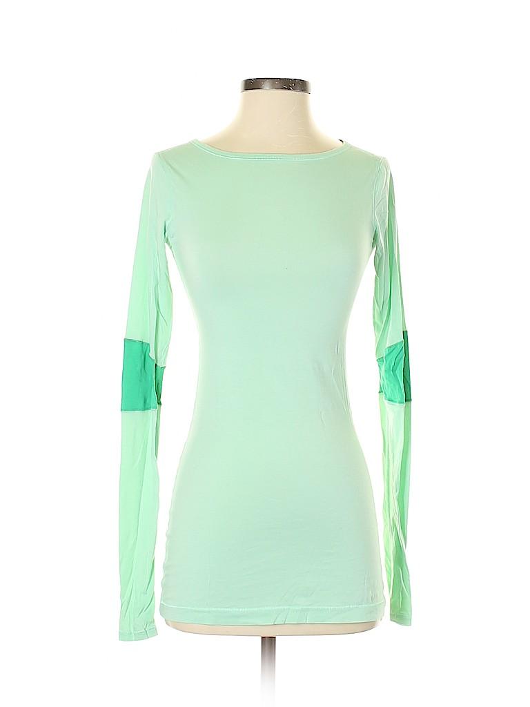 Lululemon Athletica Women Active T-Shirt Size 2