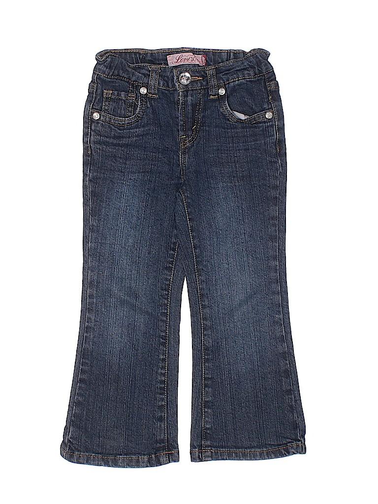 Levi's Girls Jeans Size 3T