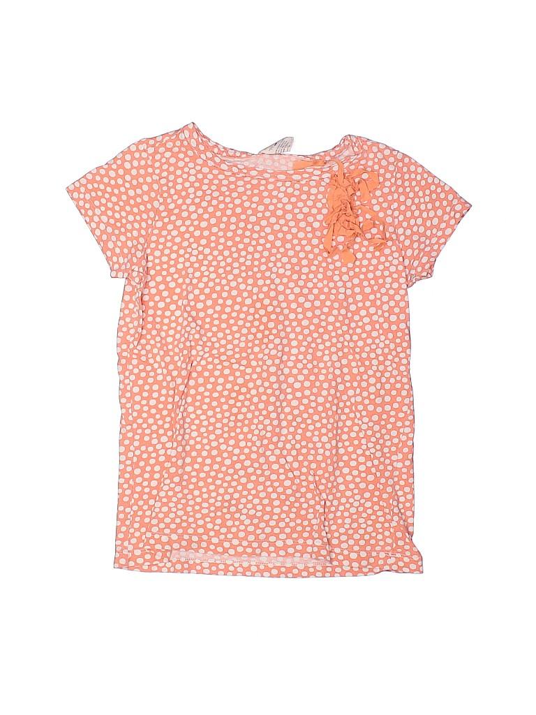 Crewcuts Outlet Girls Short Sleeve T-Shirt Size 8