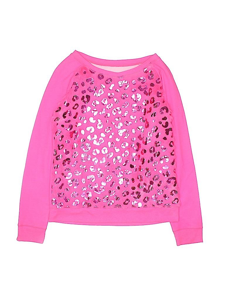 Justice Girls Sweatshirt Size 14