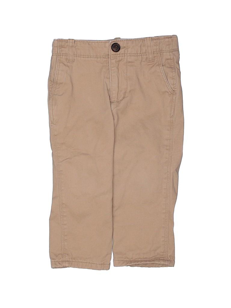 Baby Gap Boys Khakis Size 18-24 mo