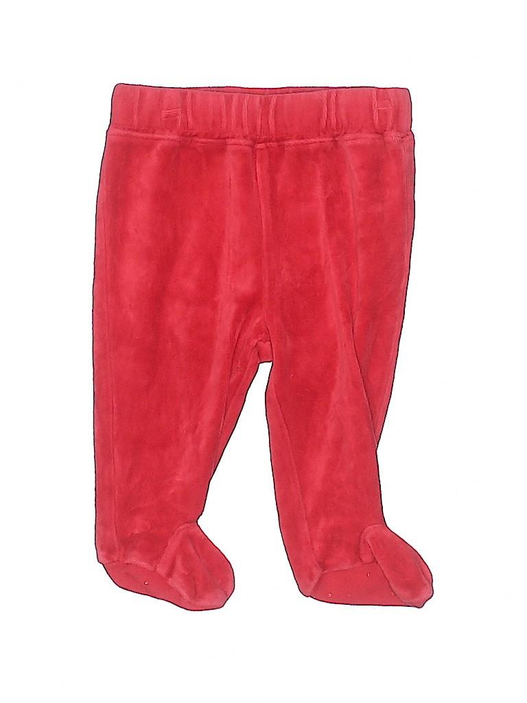 Baby Gap Girls Velour Pants Size 6-12 mo