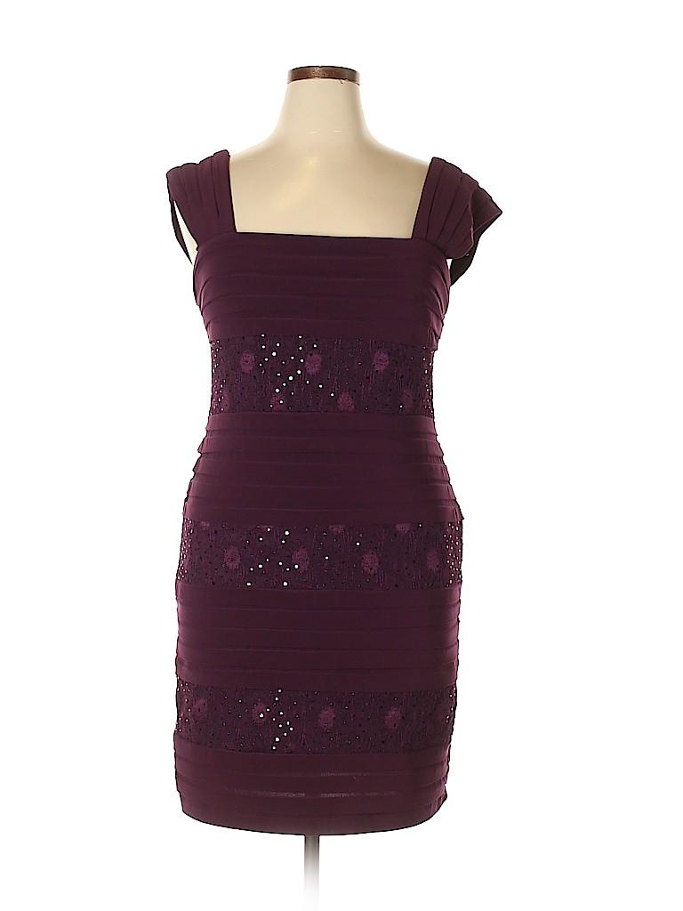Kathy Roberts Women Cocktail Dress Size 14