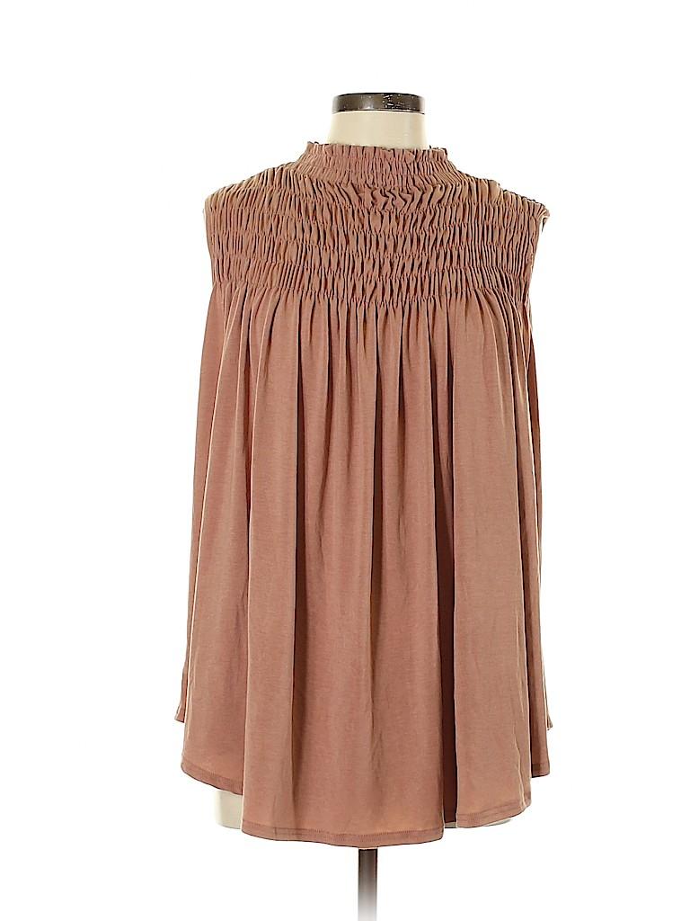 Brand Unspecified Women Sleeveless Top Size L