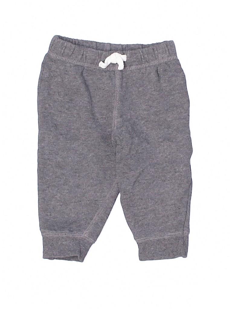 Carter's Boys Sweatpants Size 6 mo