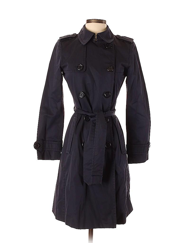Banana Republic Women Trenchcoat Size XS