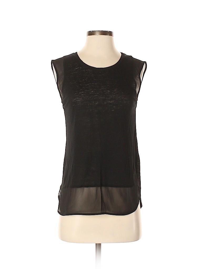 Madewell Women Sleeveless Blouse Size XS