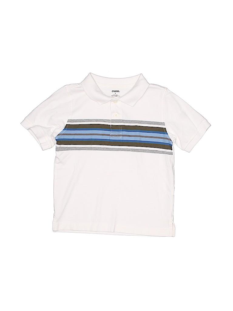 Gymboree Boys Short Sleeve Polo Size 4