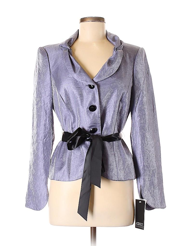 Adrianna Papell Women Blazer Size 8