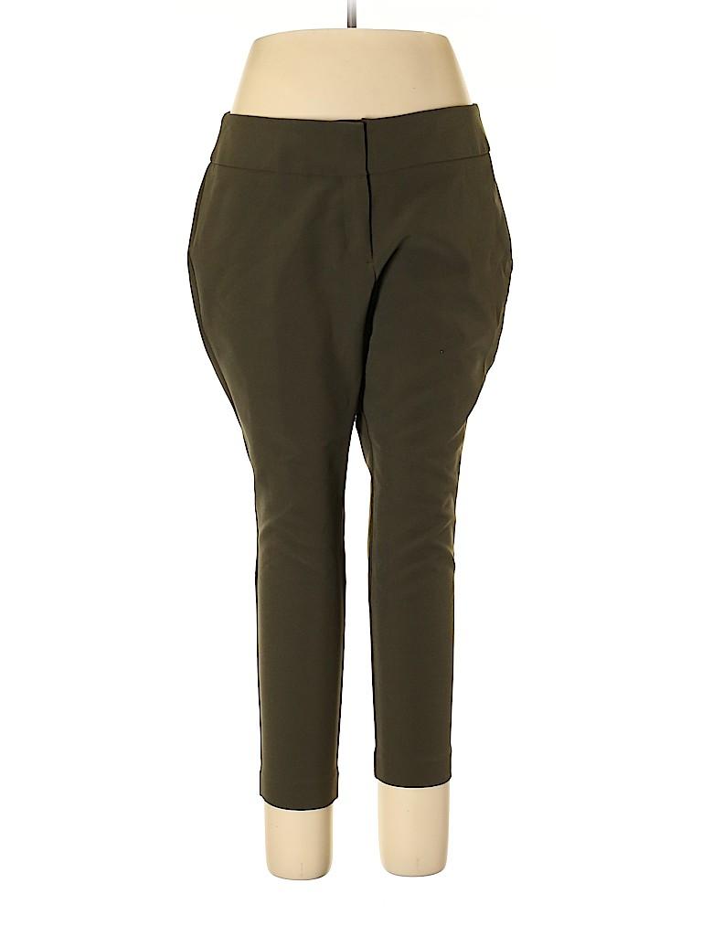 Worthington Women Dress Pants Size 14 (Petite)