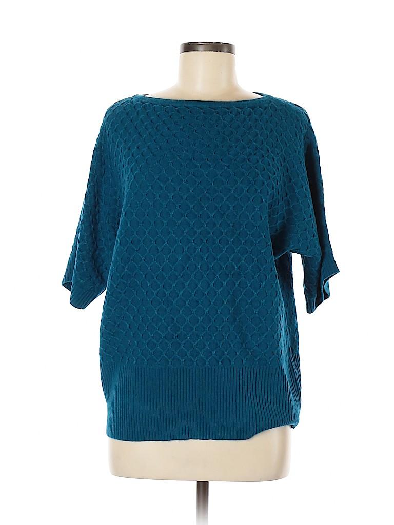 Evan Picone Women Pullover Sweater Size M