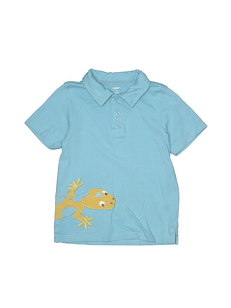 Gymboree Boys Short Sleeve Polo Size 4T