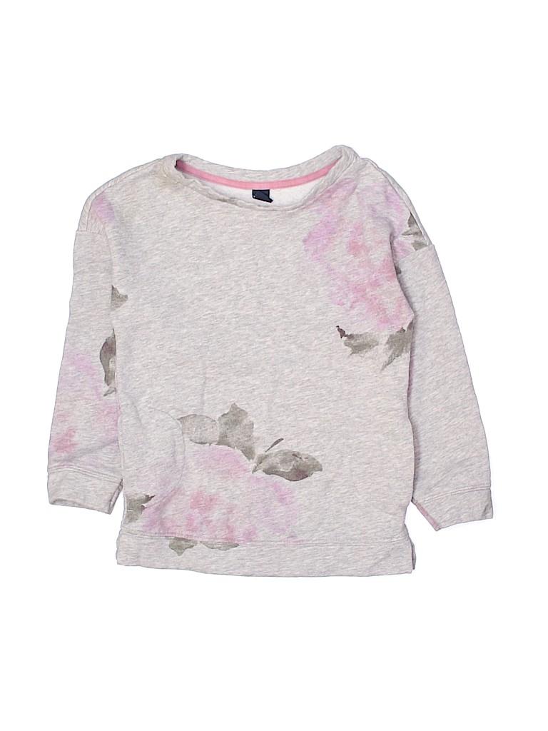 Baby Gap Girls Sweatshirt Size 5