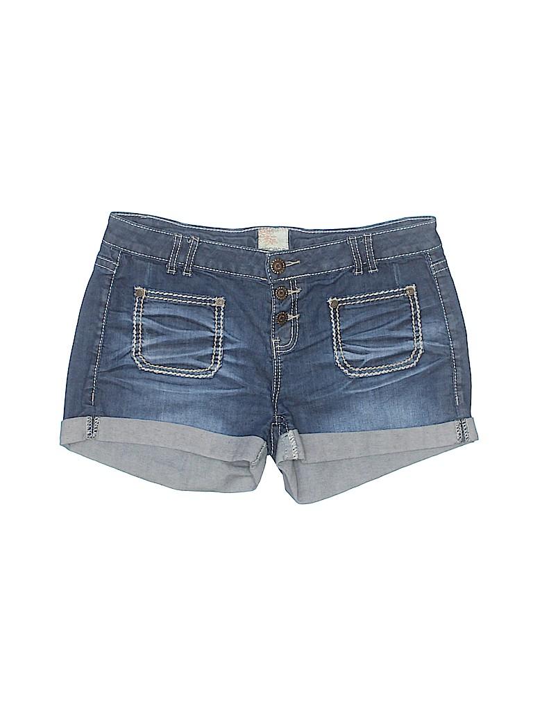 Arden B. Women Denim Shorts Size 10