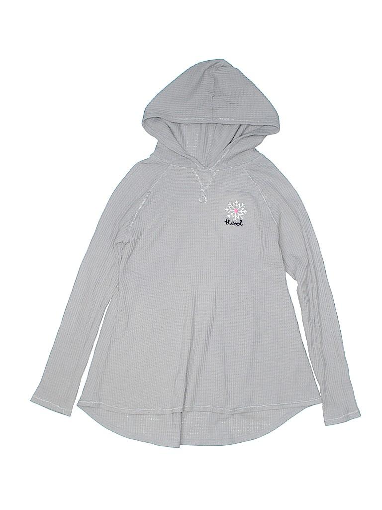 Gymboree Girls Pullover Hoodie Size L (Kids)