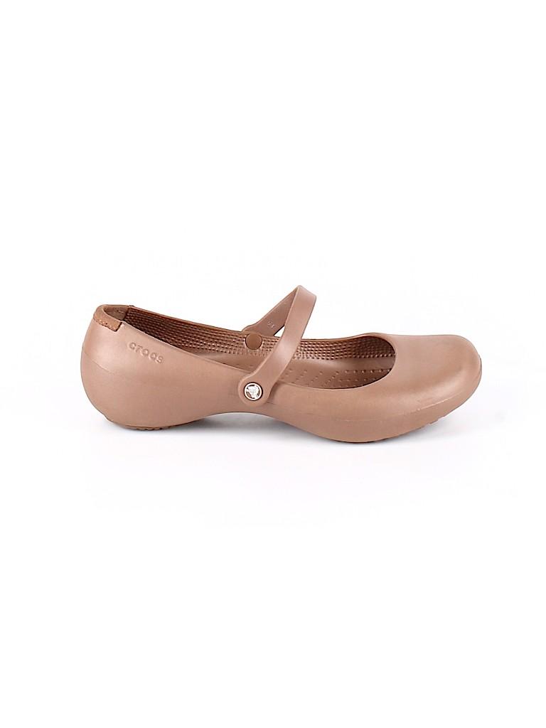 Crocs Women Flats Size 10