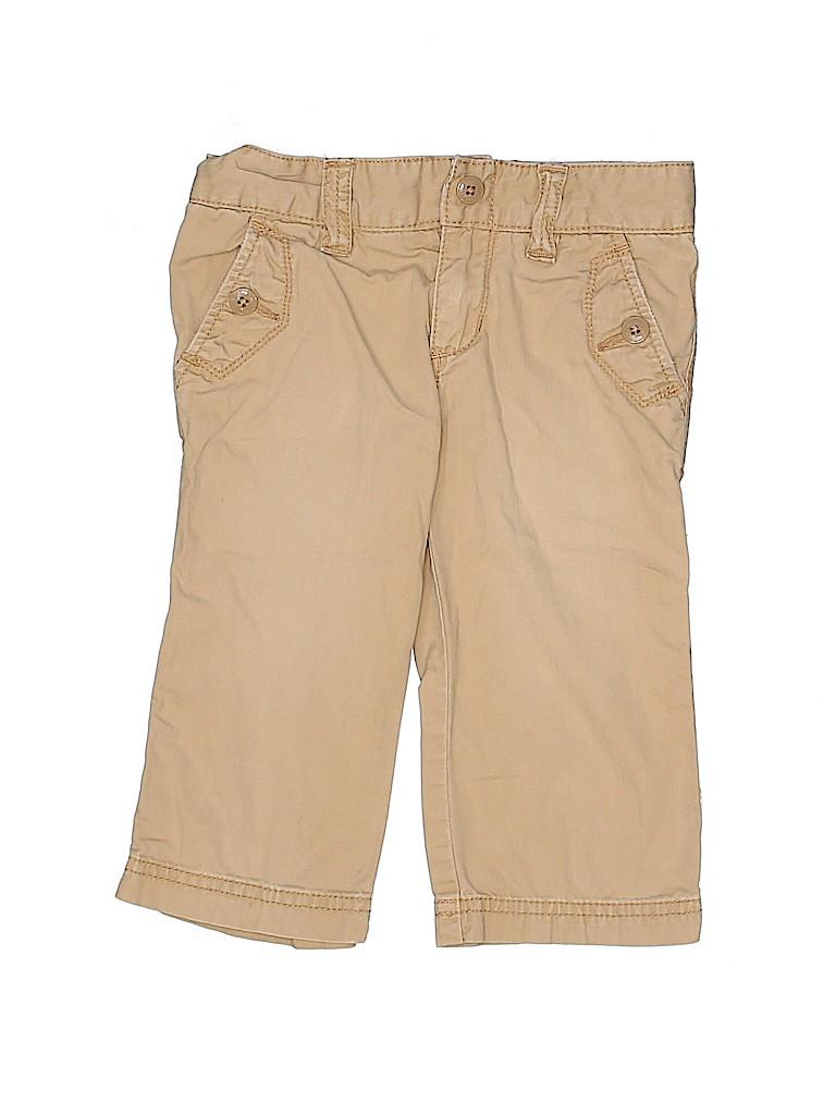 Mossimo Girls Khakis Size 4