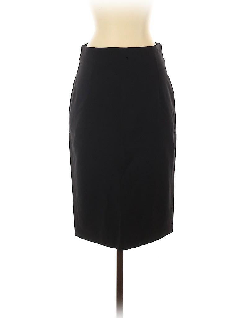 Banana Republic Women Wool Skirt Size 4