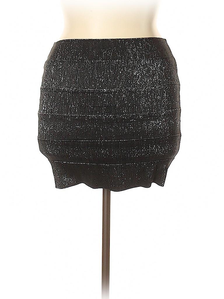 Charlotte Russe Women Formal Skirt Size L