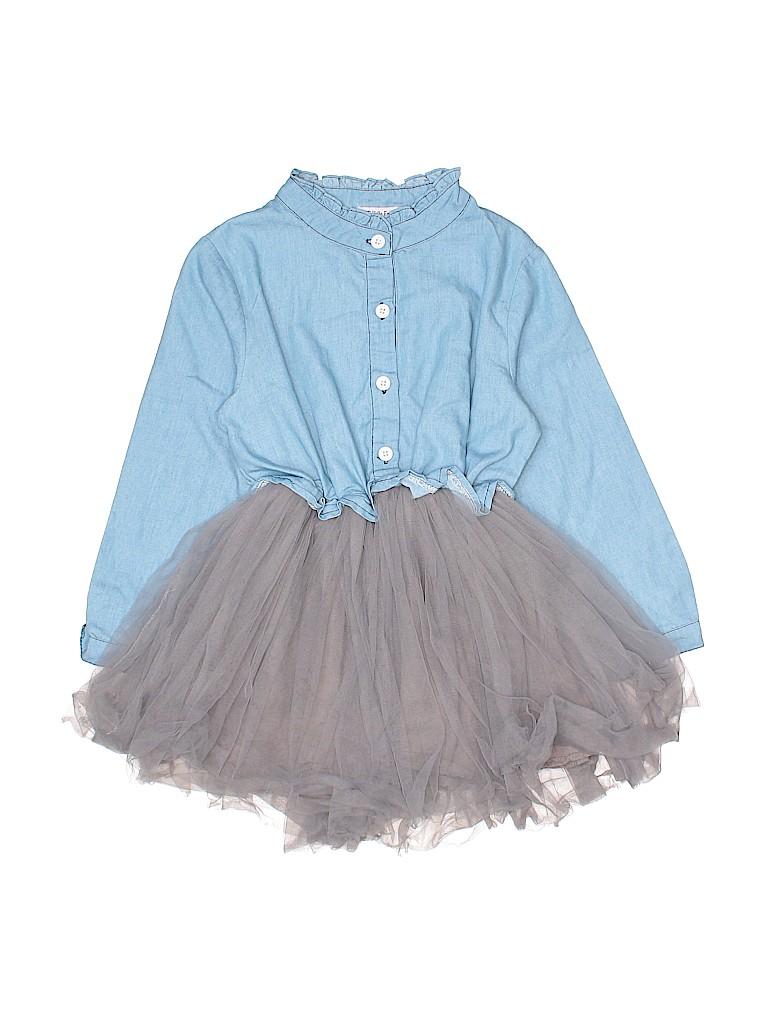 Assorted Brands Girls Dress Size 110 (CM)