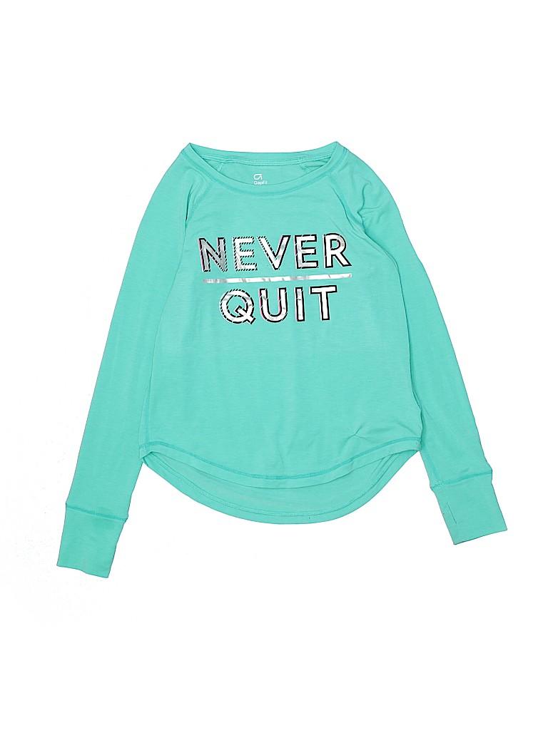 Gap Fit Girls Active T-Shirt Size S (Kids)