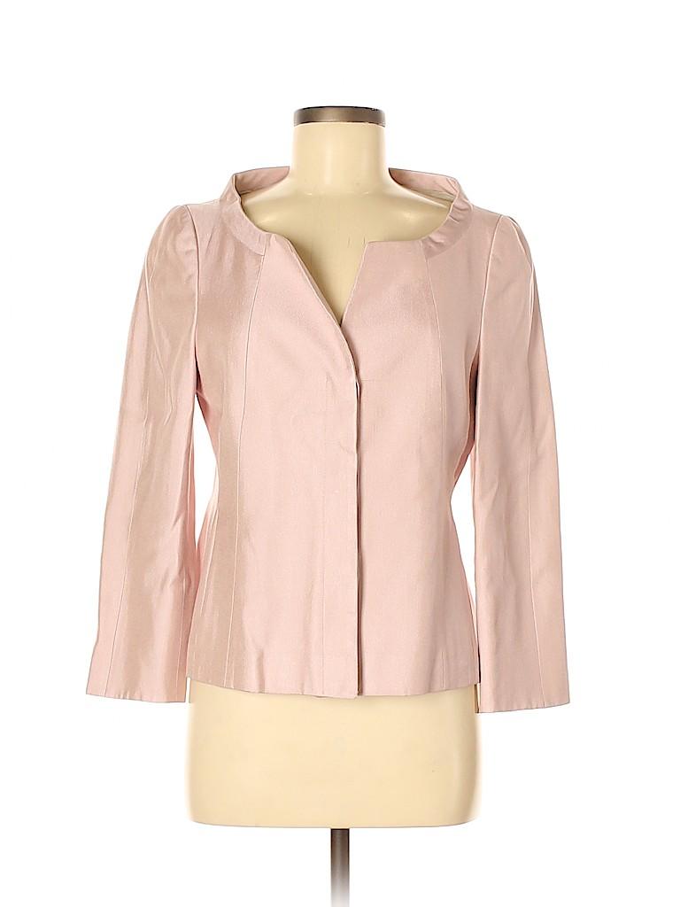 AKRIS for Bergdorf Goodman Women Silk Blazer Size 8