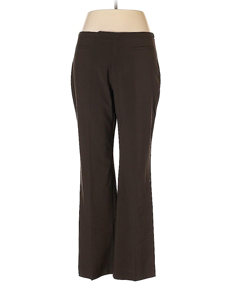 Banana Republic Women Wool Pants Size 12