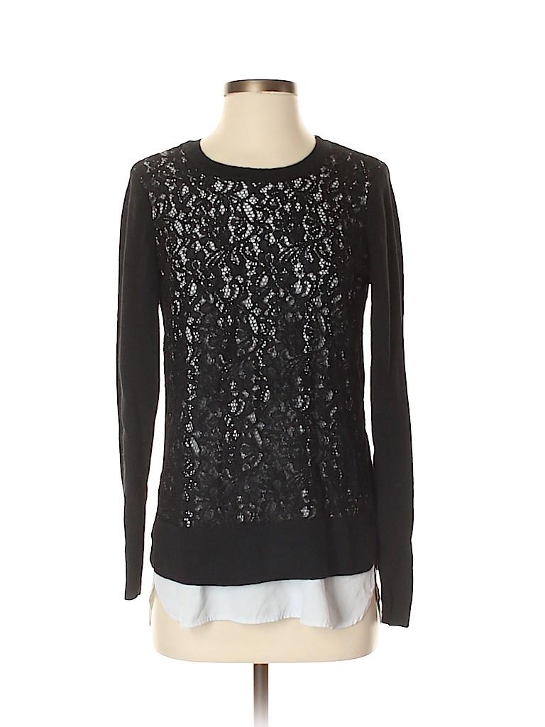 Simply Vera Vera Wang Women Pullover Sweater Size S