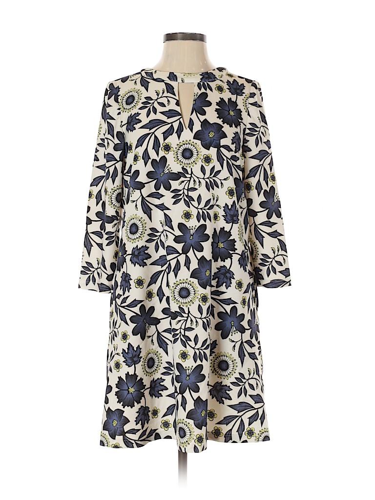 Beige by ECI Women Casual Dress Size S