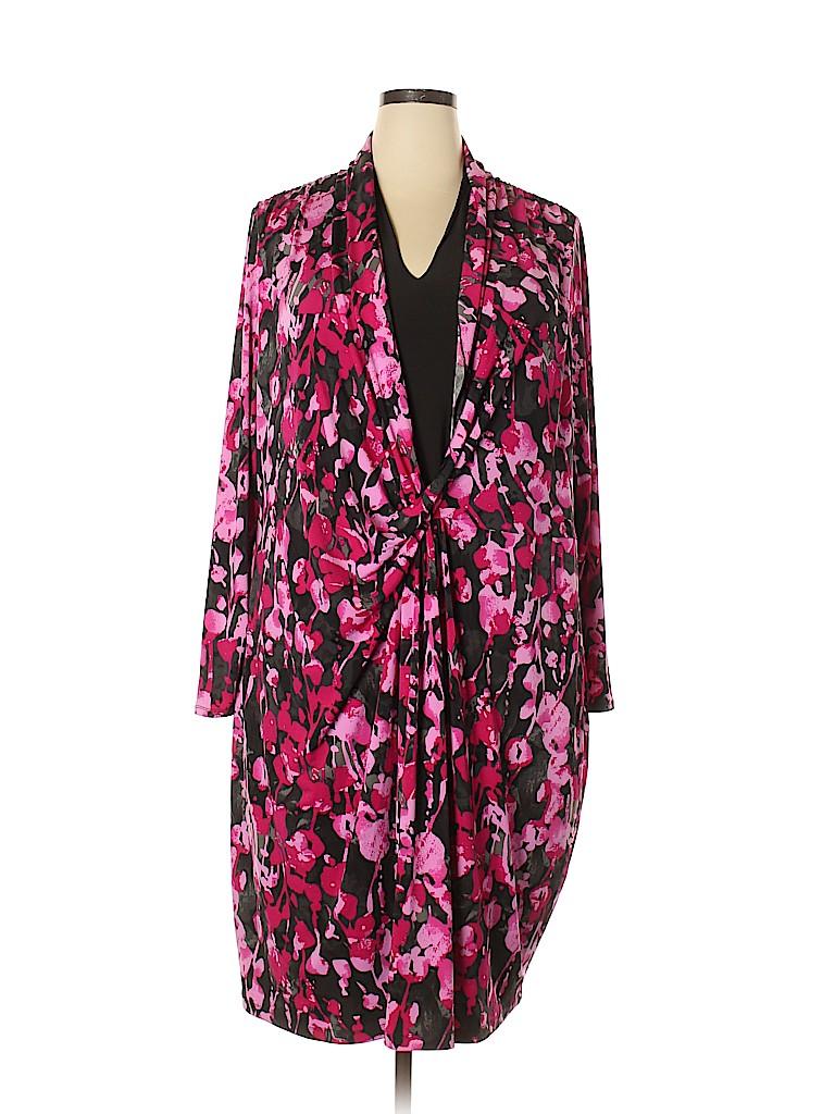 MYNT 1792 Women Casual Dress Size 4X (Plus)
